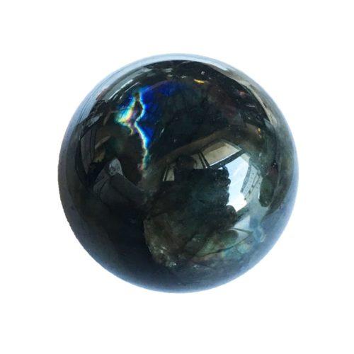 sphere labradorite 70mm