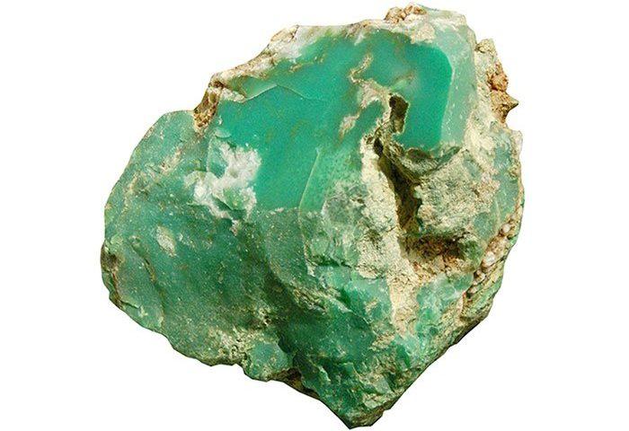 chrysoprase stone