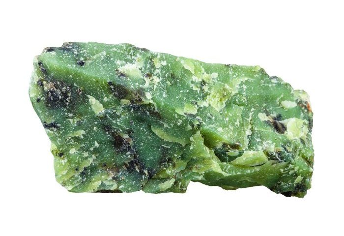 serpentine stone