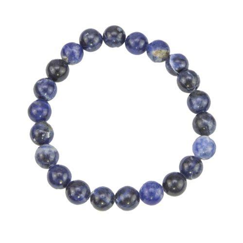 Sodalite Bracelet - 8 mm Bead