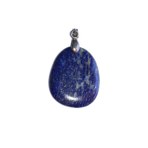 Lapis Lazuli Pendant - Flat Stone