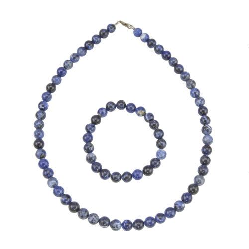 Sodalite Gift Set - 8 mm Bead