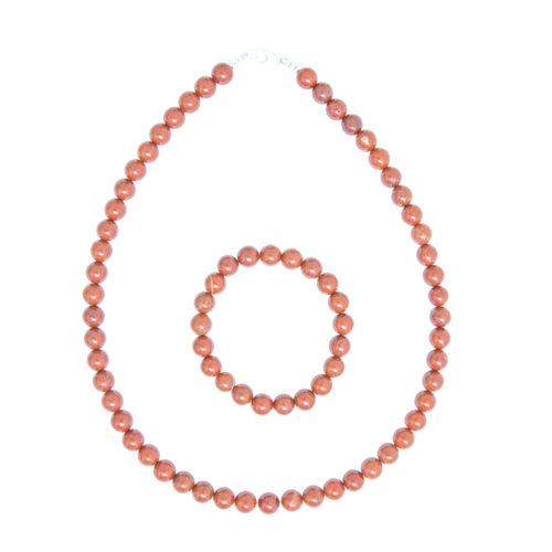 Red Jasper Gift Set - 8 mm Bead