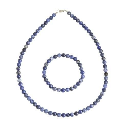 Sodalite Gift Set - 6 mm Bead