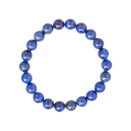 Lapis Lazuli Bracelet - 8 mm Bead