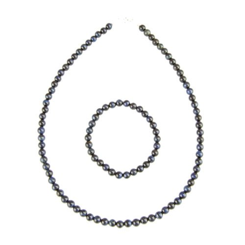 Falcon's Eye Gift Set - 6 mm Bead