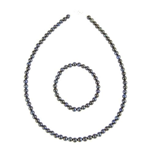 Falcon's Eye Gift Set - 6 mm Bead