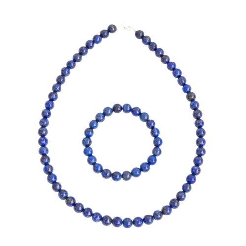 Lapis Lazuli Gift Set - 8 mm Bead