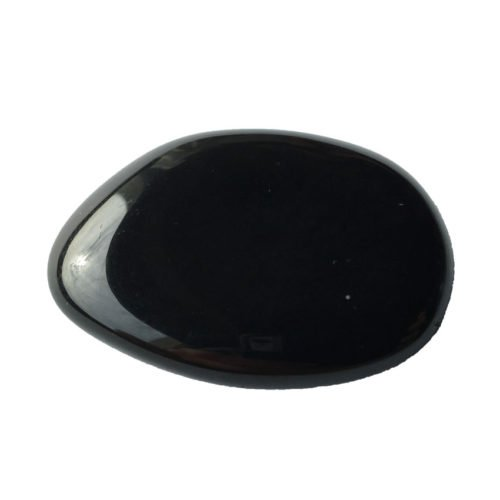 Black Obsidian Pebble