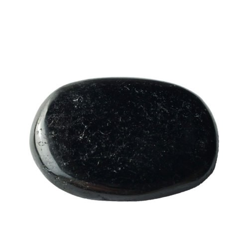 Black Tourmaline Pebble