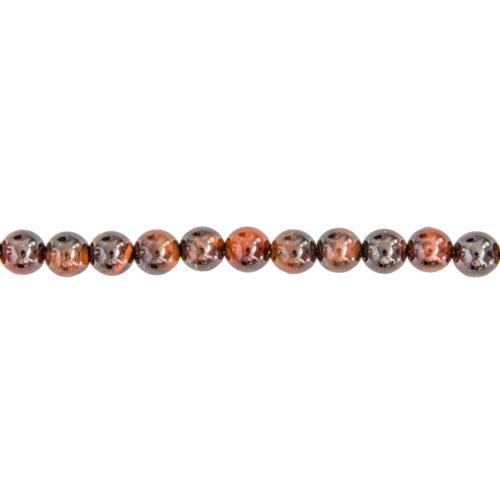 Bull's Eye Line - 6 mm Bead