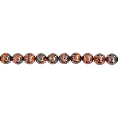 Bull's Eye Line - 8 mm Bead
