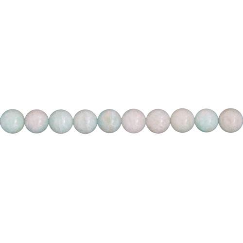 Amazonite Line - 8 mm Bead