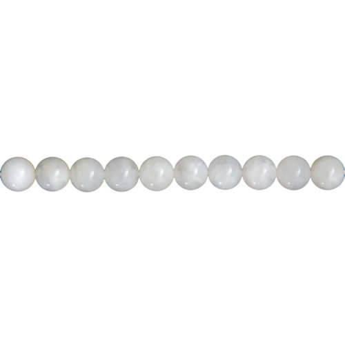 Moonstone Line - 8 mm Bead