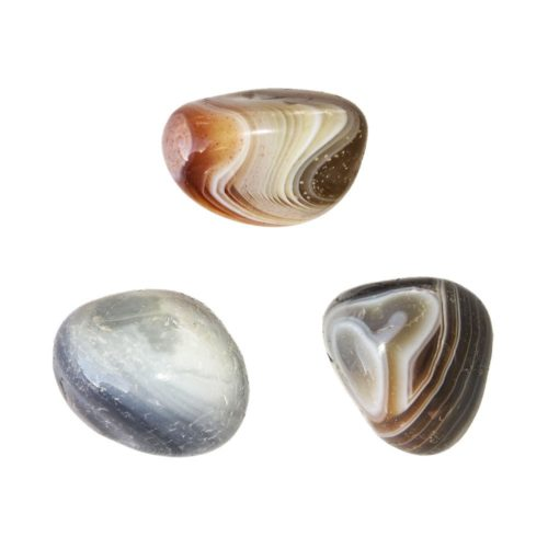 Botswana Agate Tumbled Stone