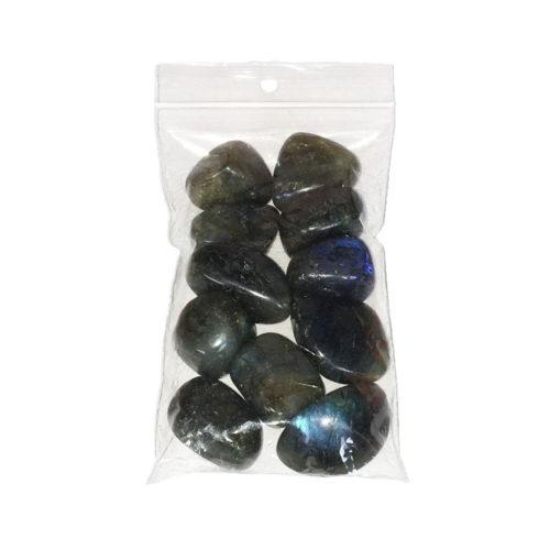 Labradorite Tumbled Stone - 250 g