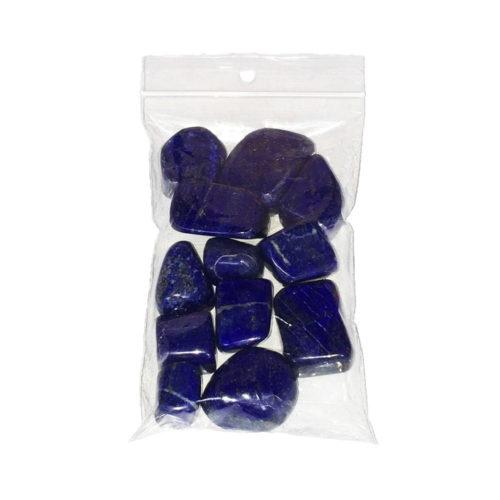 Lapis Lazuli Tumbled Stone - 250 g