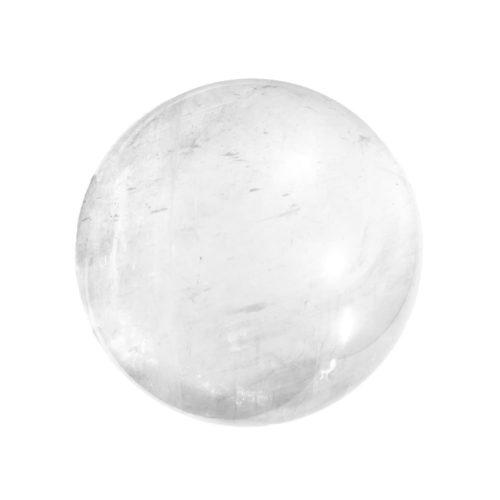 sphere cristal de roche 78mm