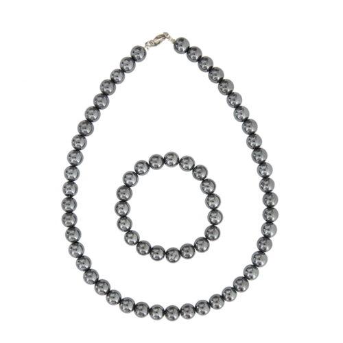 Haematite Gift Set - 10 mm Bead