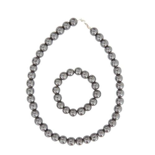 Haematite Gift Set - 12 mm Bead
