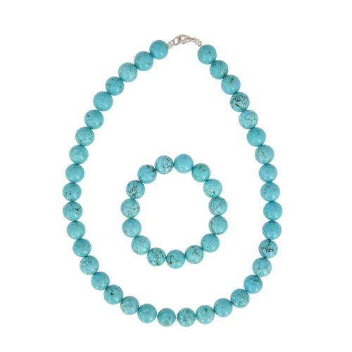 Turquoise Gift Set - 12 mm Bead