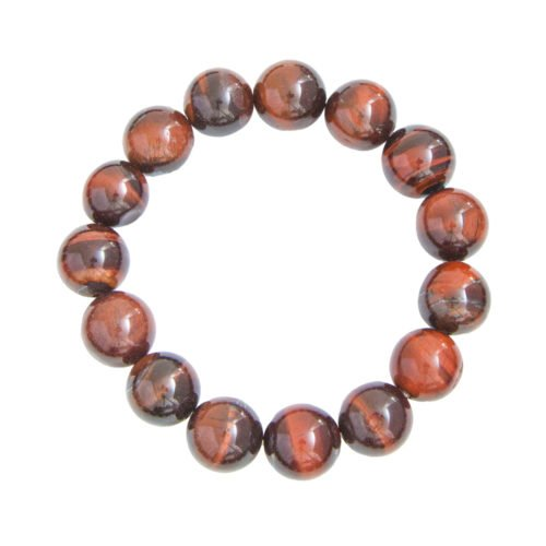 Bull's Eye Bracelet - 12 mm Bead