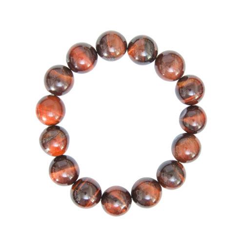 Bull's Eye Bracelet - 12 mm Bead
