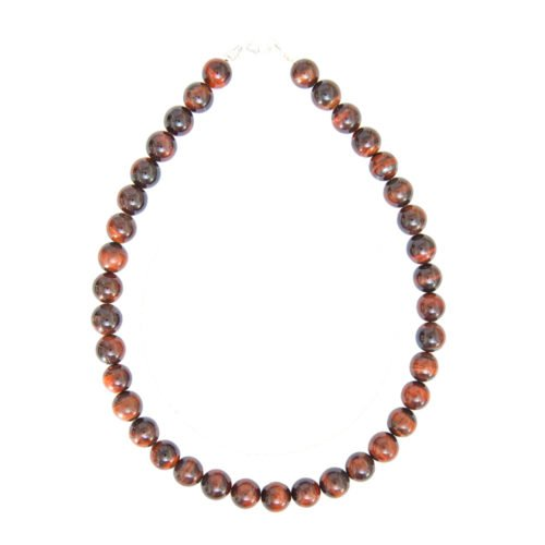 Bull's Eye Necklace - 12 mm Bead