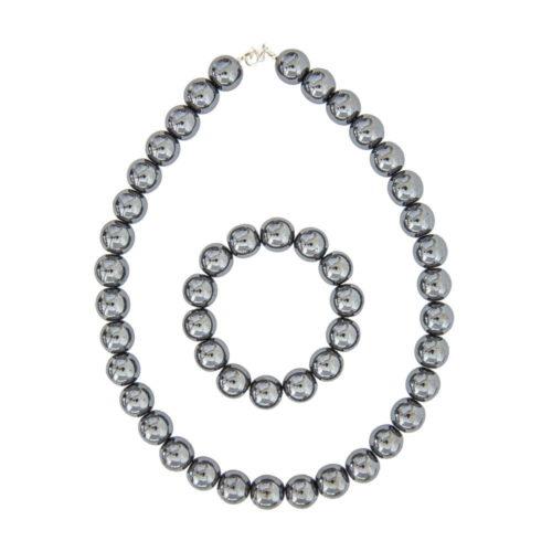 Haematite Gift Set - 14 mm Bead
