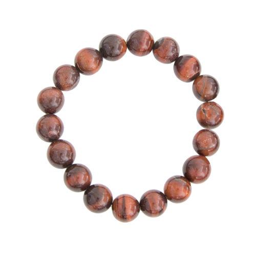 Bull's Eye Bracelet - 10 mm Bead