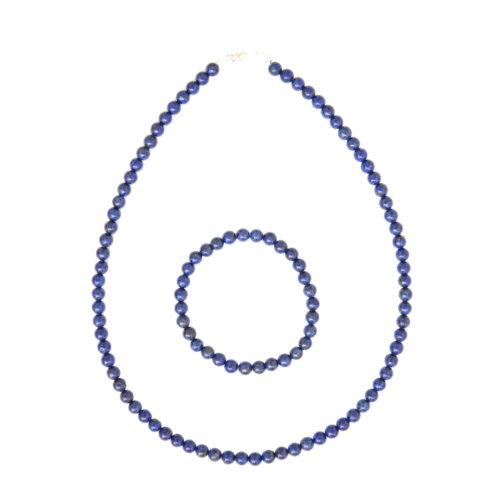 Lapis Lazuli Gift Set - 6 mm Bead