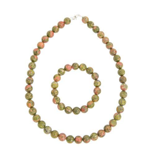 Rose Quartz Gift Set - 12 mm Bead