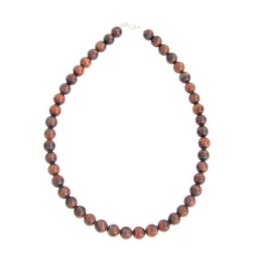 Bull's Eye Necklace - 10 mm Bead