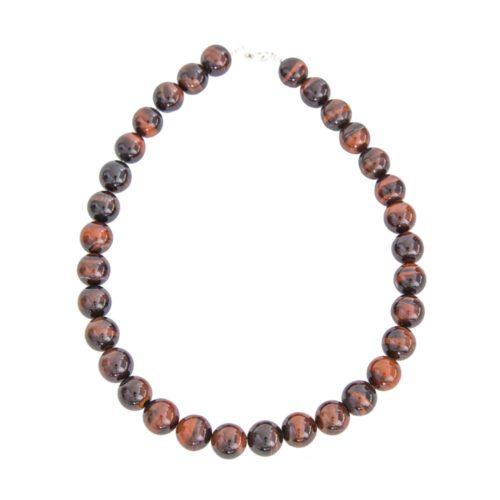 Bull's Eye Necklace - 14 mm Bead