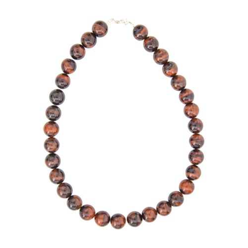 Bull's Eye Necklace - 14 mm Bead