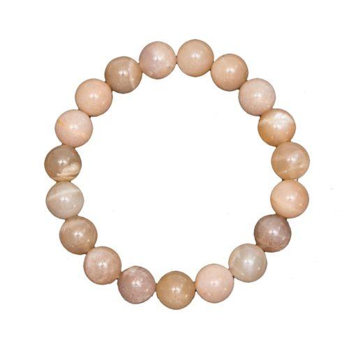 Sunstone Bracelet - 10 mm Bead