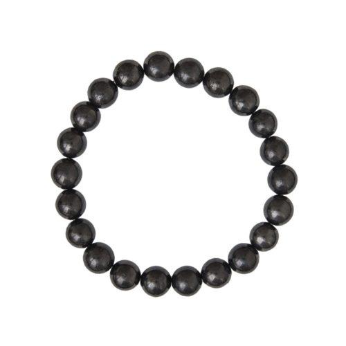 Shungite Bracelet - 8 mm Bead