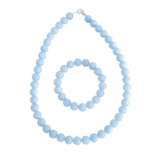 Aquamarine Gift Set - 10 mm Bead