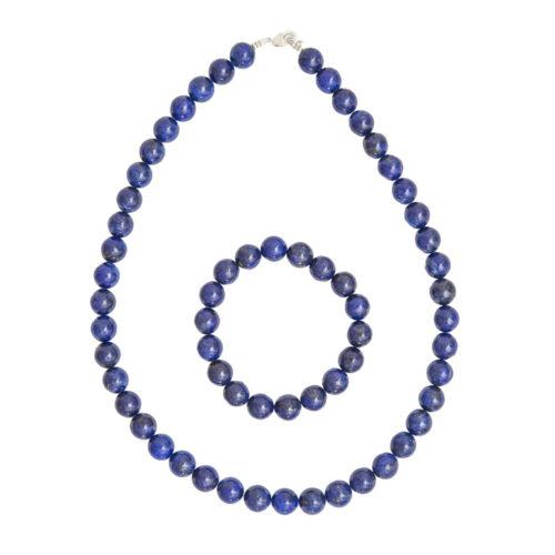 Lapis Lazuli Gift Set - 10 mm Bead