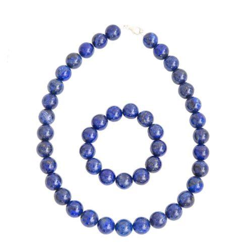 Lapis Lazuli Gift Set - 14 mm Bead