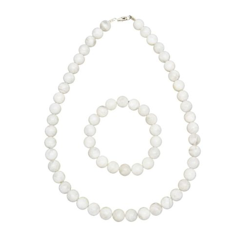 Moonstone Gift Set - 10 mm Bead