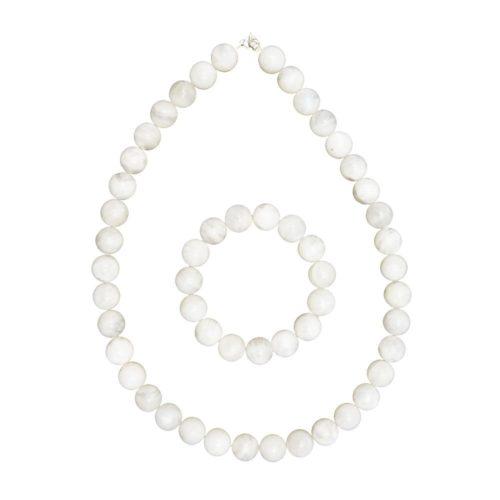 Moonstone Gift Set - 12 mm Bead