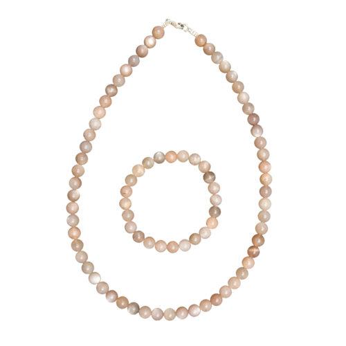 Sunstone Gift Set - 8 mm Bead