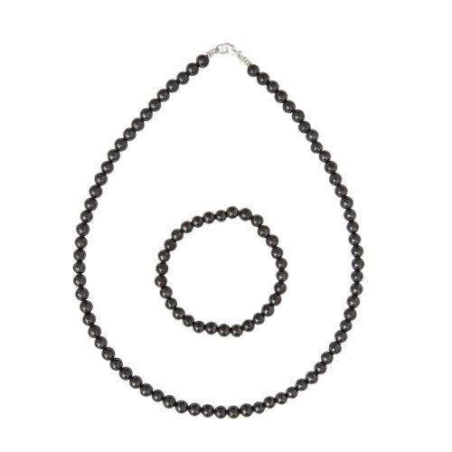 Shungite Gift Set - 6 mm Bead