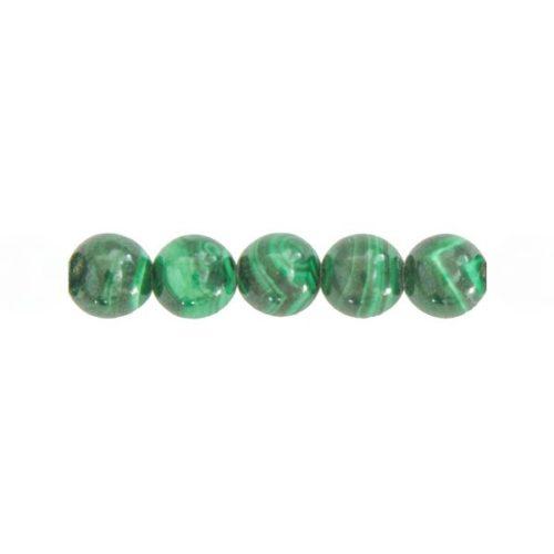 perles malachite
