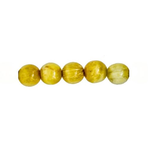 Golden Tiger's Eye Bead