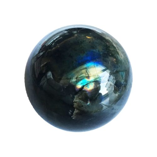sphere labradorite 70mm