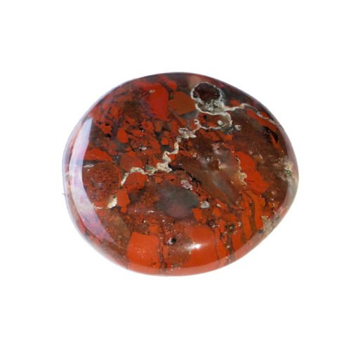 Brecciated Jasper Pebble