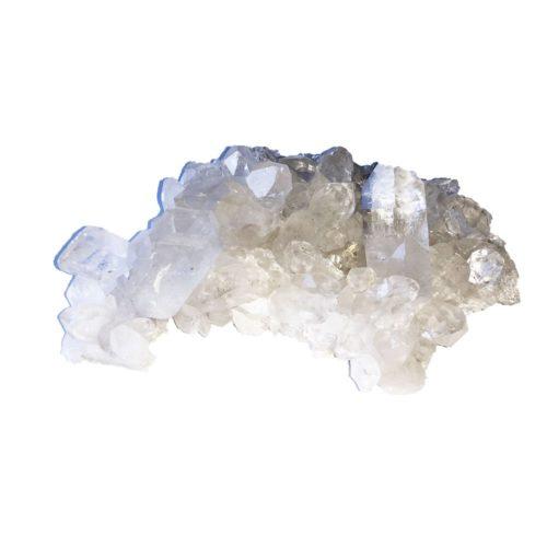 Quartz Cluster - Frmine071