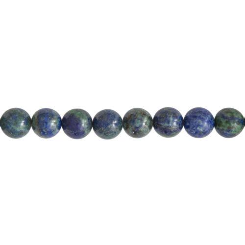 Chrysocolla Line - 12 mm Bead